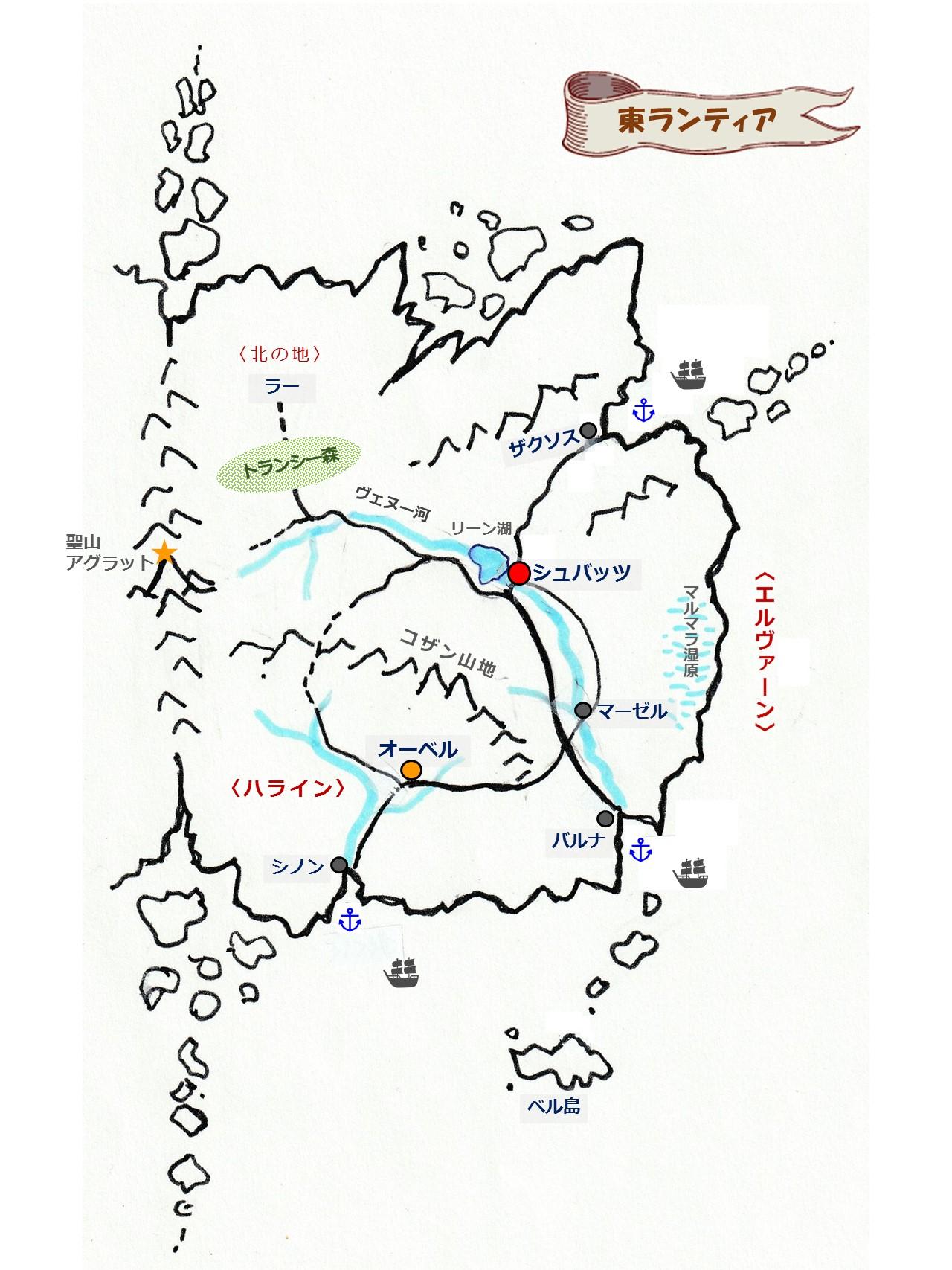 地図・東ランティア